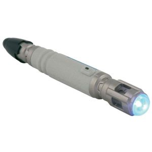 Doctor Who LED Sonic Screwdriver 10th Doctor - Blue
