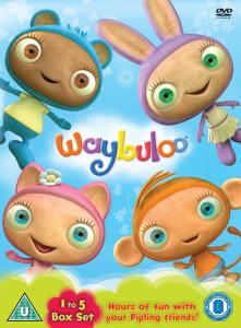 Waybuloo - Series 1-5 Box Set