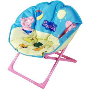PEPPA PIG OVAL FOLDING CHAIR