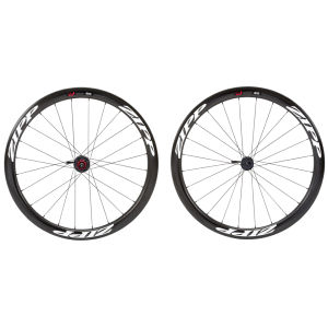 Zipp 303 Firecrest Tubular Disc Brake Rear Wheel 24 Spokes 10/11 Speed - White Decal 2015