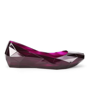 United Nude Women's Lo Res Lo Pumps - Burgundy