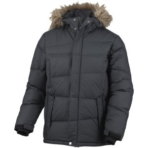 Columbia Men's Portage Glacier II Down Jacket - Black