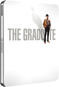 The Graduate - Zavvi Exclusive Limited Edition Steelbook (Ultra Limited Print Run with Gloss Finish. Limited to 2000 Copies.)