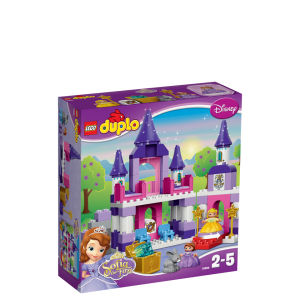 LEGO DUPLO: Sofia the First Royal Castle (10595)