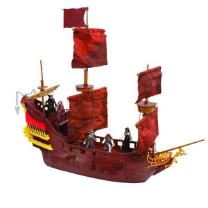 Pirates Of The Caribbean: Queen Anne's Revenge Ship