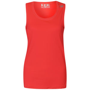 New Balance Women's Go 2 Short Sleeve T-Shirt - Pink