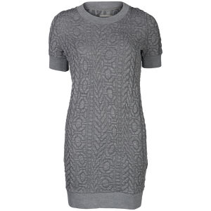 Baum und Pferdgarten Womens Hosea Dress - Light Melange