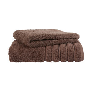 Kingsley Lifestyle Towel - Walnut