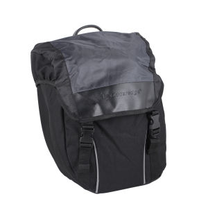 Outeredge Pannier Left Hand Bag - Large - Black/Grey