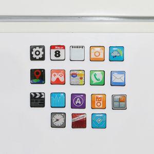 Phone App Magnets