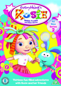 Everythings Rosie: Bubble Trouble