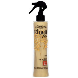 L'Oreal Paris Elnett Satin Heat Styling Spray - Volume (170ml)