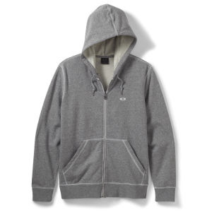 Oakley Männer Pennycross Kapuzenpullover - Heather Grey