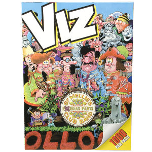 Viz Sgt Mellies Club Band Jigsaw Puzzle (1000 Pieces)