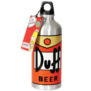 Duff Beer Water Bottle
