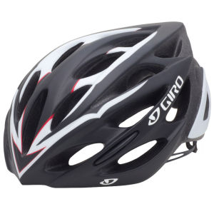 Giro Monza Cycling Helmet Black/Red