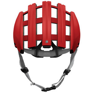 Carrera 2014 Foldable Helmet - Red