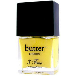 butter LONDON 3 Free Lacquer - Cheeky Chops 11ml