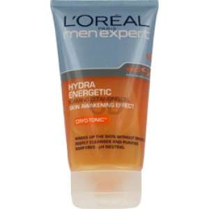 L'Oreal Paris Men Expert Hydra Energetic Ice Cool Face Wash - Wake-Up Effect (150ml)