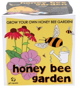Sow and Grow Honey Bee Garden