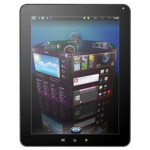 ViewSonic Hyper Slim ViewPad 10E 4GB Wi-Fi Android 2.3 Tablet