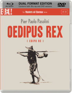 Oedipus Rex (Blu-Ray en DVD)