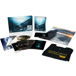 Prometheus to Alien: The Evolution Box Set