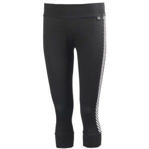 Helly Hansen Women's Dry 3/4 Pants - Black