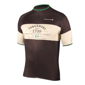Endura Tobermory Whiskey Jersey - Black