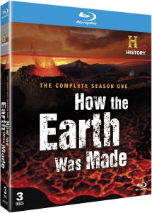How Earth Was Made - Seizoen 1