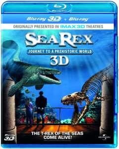 Sea Rex 3D: Reise in eine prähistorische Welt