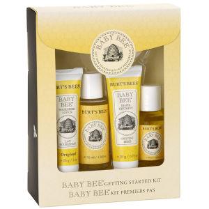 Burts Bees Baby Bee Beginner Set