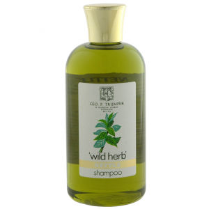 Trumpers Nettle Herbal Shampoo - 200ml Travel