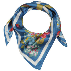 Joules Bloomfield Floral Printed Scarf - Delores Floral