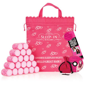 Sleep In Rollers - Love Heart (x20 in a Bag)