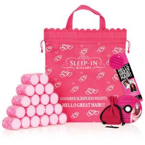 Sleep In Rollers - Love Heart (x20 in a Bag)