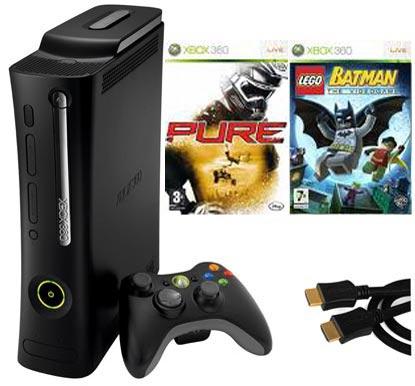 Lego Xbox 360 Console Xbox 360 Elite Console