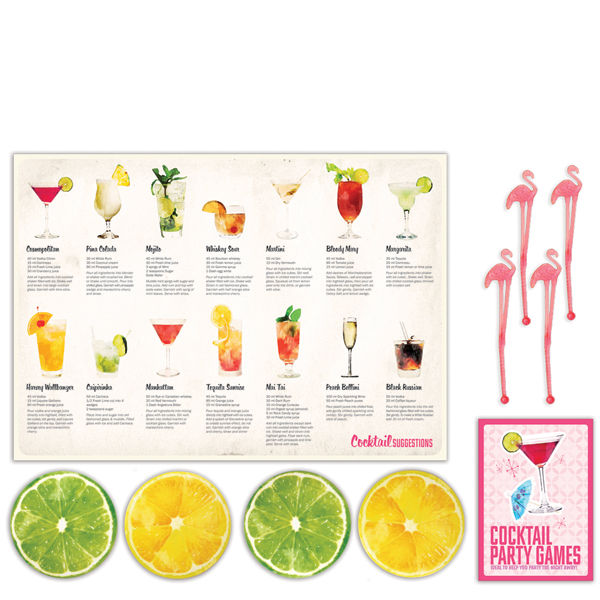 The good times cocktail party gift set iwoot for Cocktail 2 ingredients