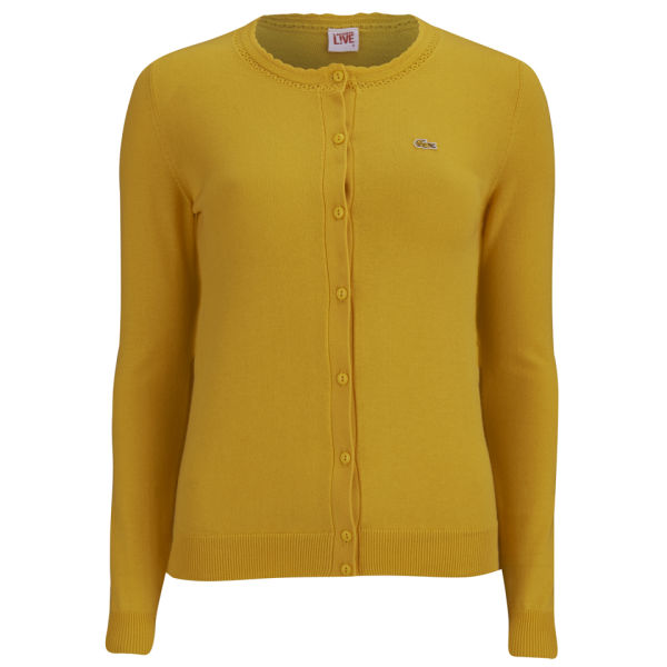 Lacoste Live Women's Cardigan - Wasp