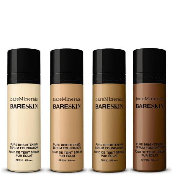 Maquillaje sérum bareMinerals Bareskin Pure brightening SPF20