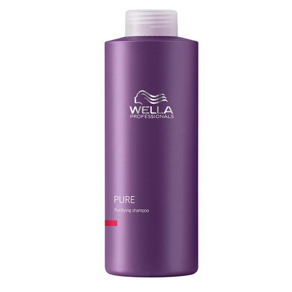 Champú purificante Wella Professionals Pure (1000ml)