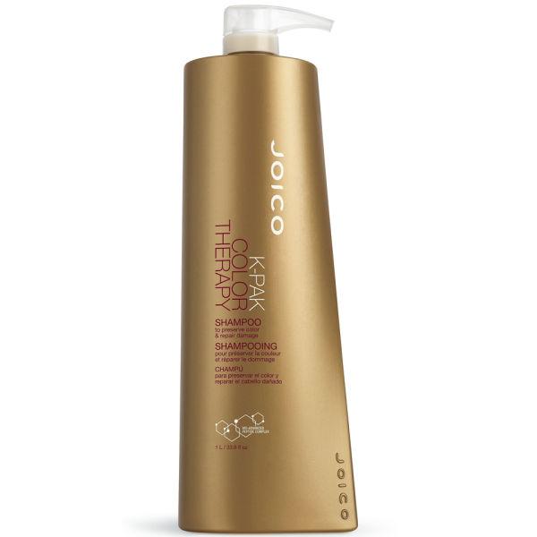 Joico K-Pak Color Therapy Shampoo (1000ml) - (Worth £46.50)