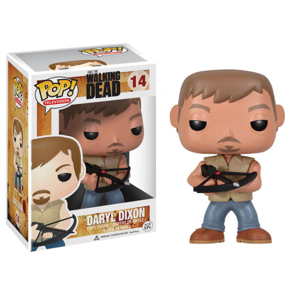 The Walking Dead Daryl Dixon Vinyl Figure