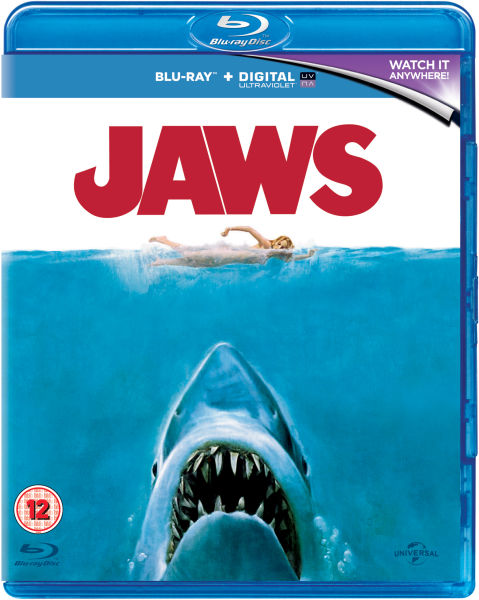 Jaws (Includes UltraViolet Copy)