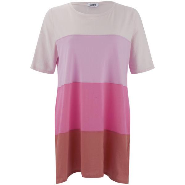 Sonia by Sonia Rykiel Women's Oversized T-Shirt Dress - Multi