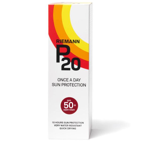 Riemann P20 Sun Filter 100 ml SPF 50 +