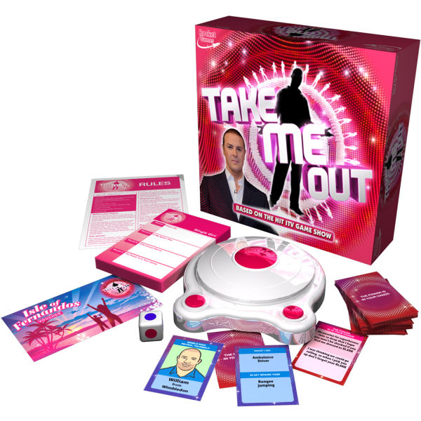 Take me out board game iwoot