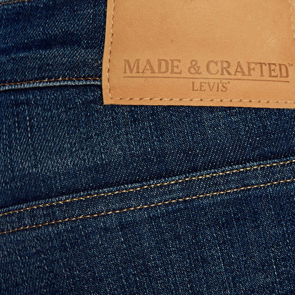 Levi 39 s made crafted men 39 s needle narrow old jack worn in for Levis made and crafted review