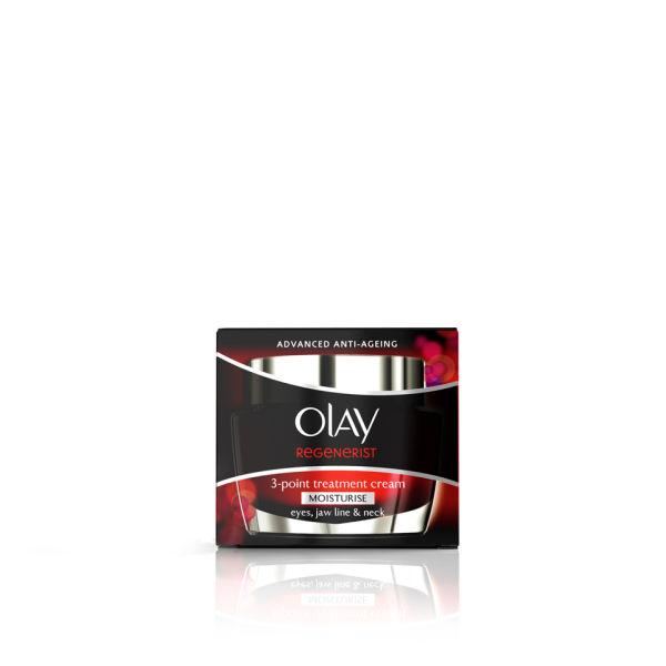 Olay Regenerist 3-Point crème tonifiante de triple action  (50ml)