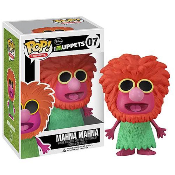 Disney Muppets Most Wanted Mahna Mahna Pop! Vinyl Figure